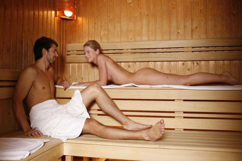 Секс в бане поможет обновить чувства
